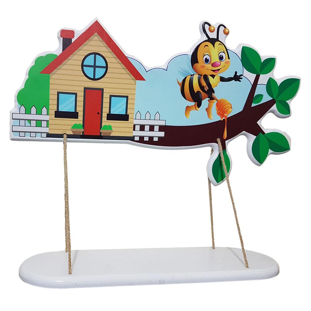 شلف کودک مدل Honey Bee