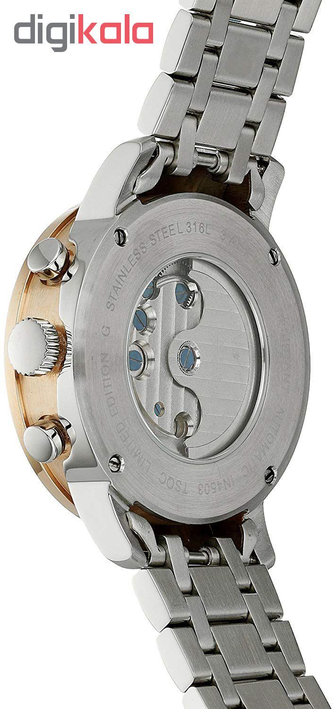 ساعت مچی عقربه ای مردانه اینگرسل مدل IN6900RBKMB