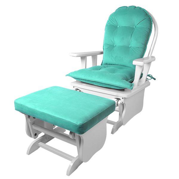 صندلی راک مدل TC-2-21 به همراه جلوپایی
