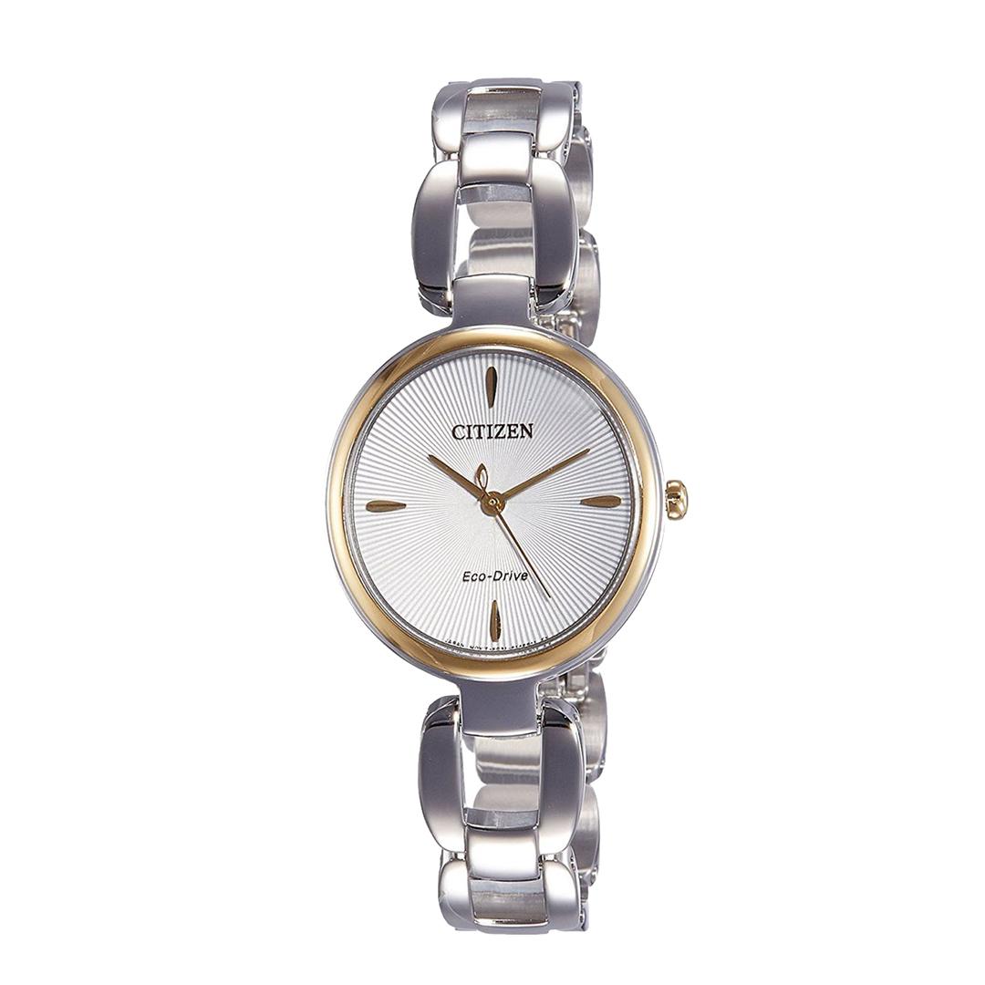 ساعت مچی عقربه ای زنانه سیتی زن مدل EM0424-88A 25