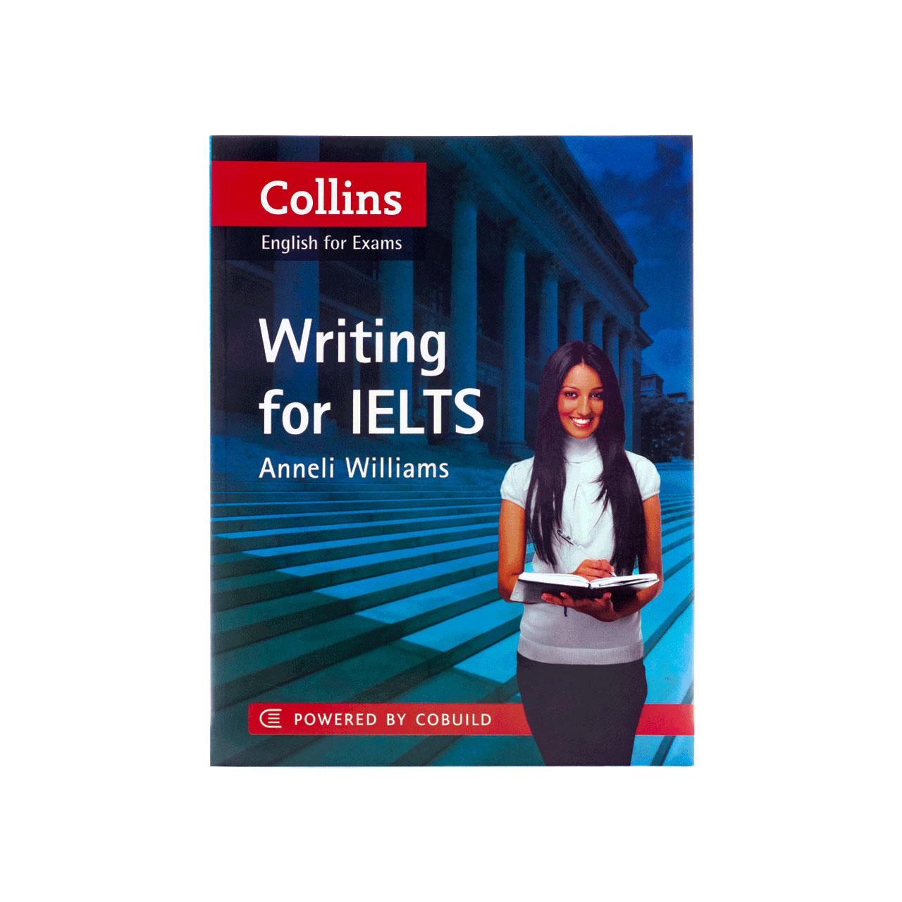 کتاب زبان Collins English for Exams Writing for Ieltsانتشارات جنگل