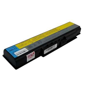 باتری لپ تاپ 6 سلولی مدل Y510 مناسب برای لپ تاپ Lenovo IdeaPad Y510