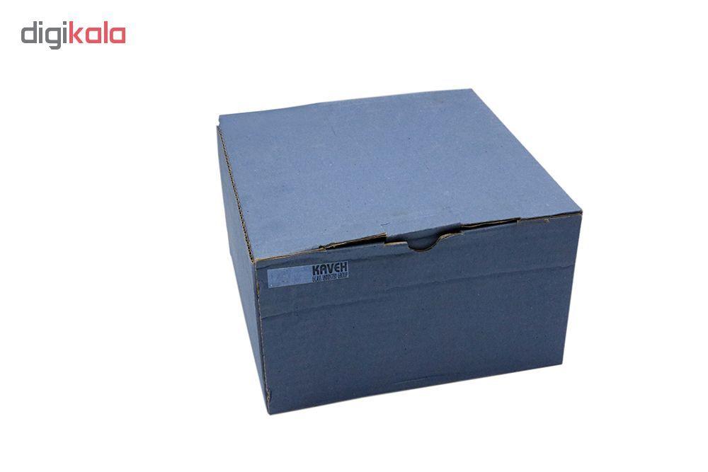 پیش دستی بلور کاوه مدل لاروس بسته 6 عددی main 1 8