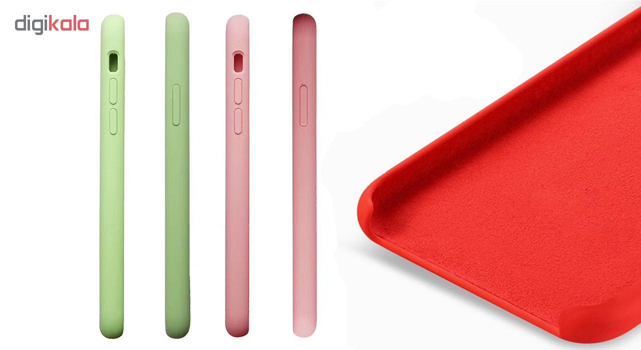 کاور سیلیکونی سومگ مدل 006 مناسب برای گوشی موبایل آیفون 10 main 1 9