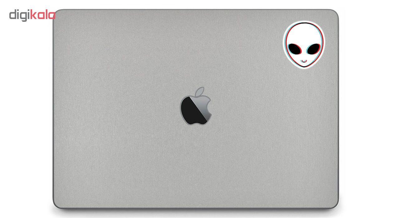 استیکر لپ تاپ مدل ufo31