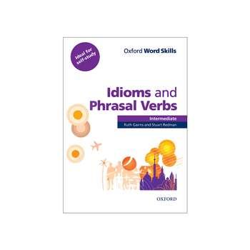 کتاب زبان Idioms and Phrasal Verbs Intermediate انتشارات جنگل