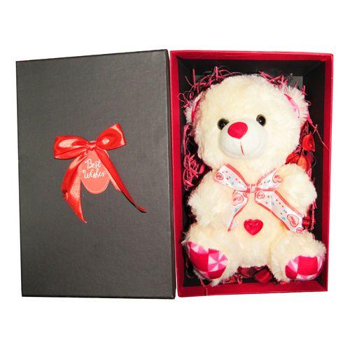 ست هدیه عروسک خرس مدل عشق