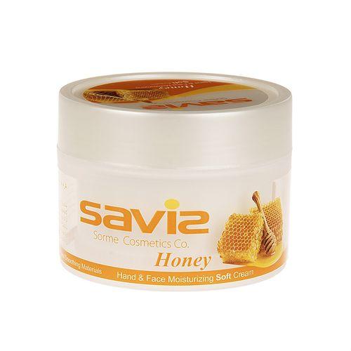 کرم مرطوب کننده ساویز مدل Honey مقدار 180 گرم