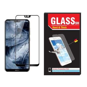 محافظ صفحه نمایش Hard and thick مدل ht-001 مناسب برای گوشی Nokia 6.1 plus