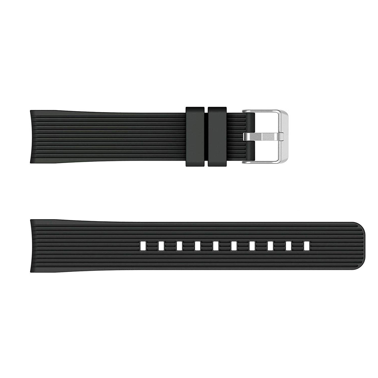 بند مدل Stripes مناسب برای ساعت هوشمند سامسونگ  Gear S2 Classic / Gear Sport / Galaxy Watch 42mm