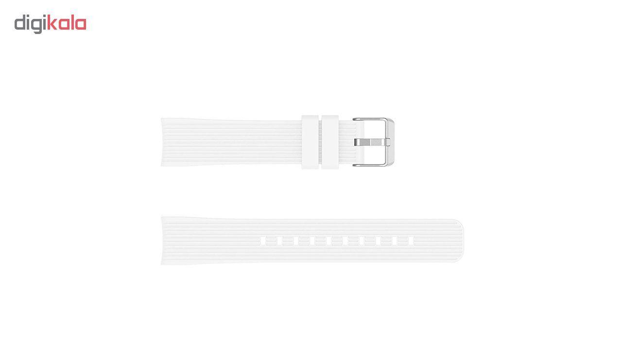 بند مدل Stripes مناسب برای ساعت هوشمند سامسونگ  Gear S2 Classic / Gear Sport / Galaxy Watch 42mm main 1 5