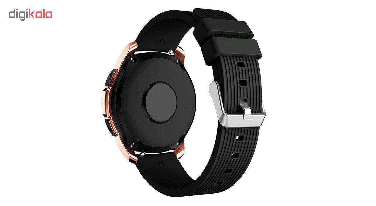 بند مدل Stripes مناسب برای ساعت هوشمند سامسونگ  Gear S2 Classic / Gear Sport / Galaxy Watch 42mm main 1 2