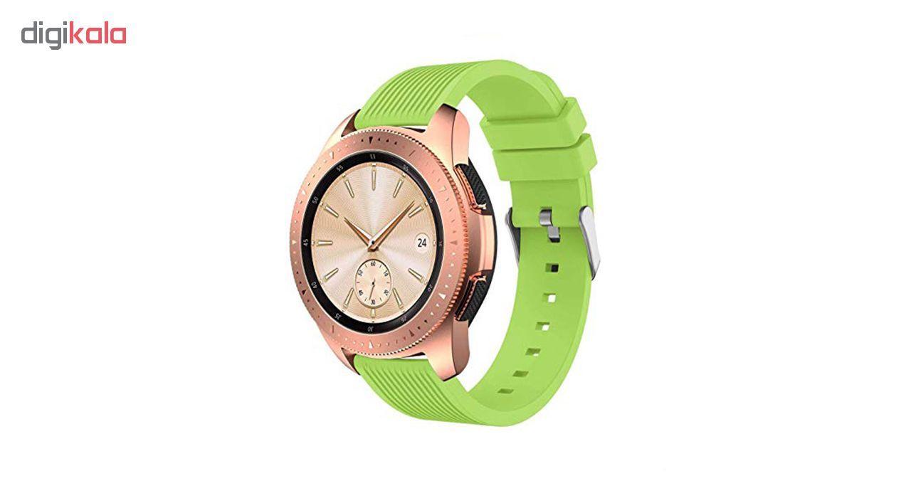 بند مدل Stripes مناسب برای ساعت هوشمند سامسونگ  Gear S2 Classic / Gear Sport / Galaxy Watch 42mm main 1 6