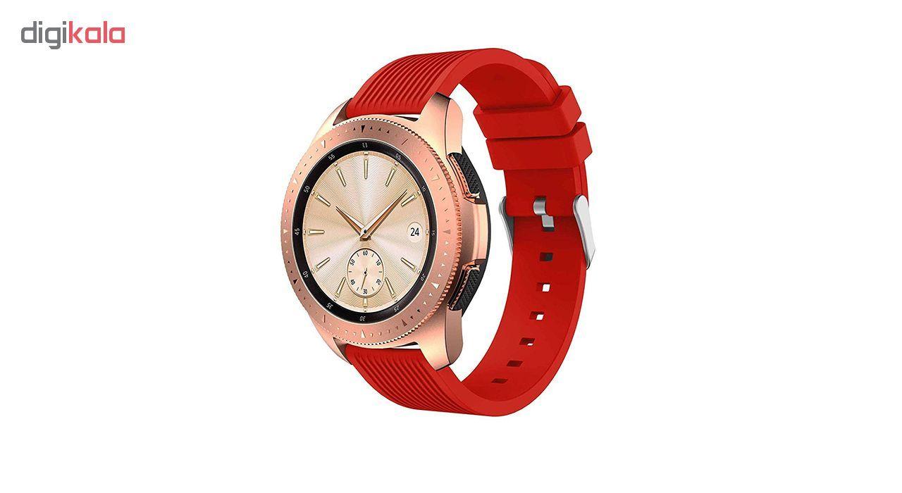 بند مدل Stripes مناسب برای ساعت هوشمند سامسونگ  Gear S2 Classic / Gear Sport / Galaxy Watch 42mm main 1 7