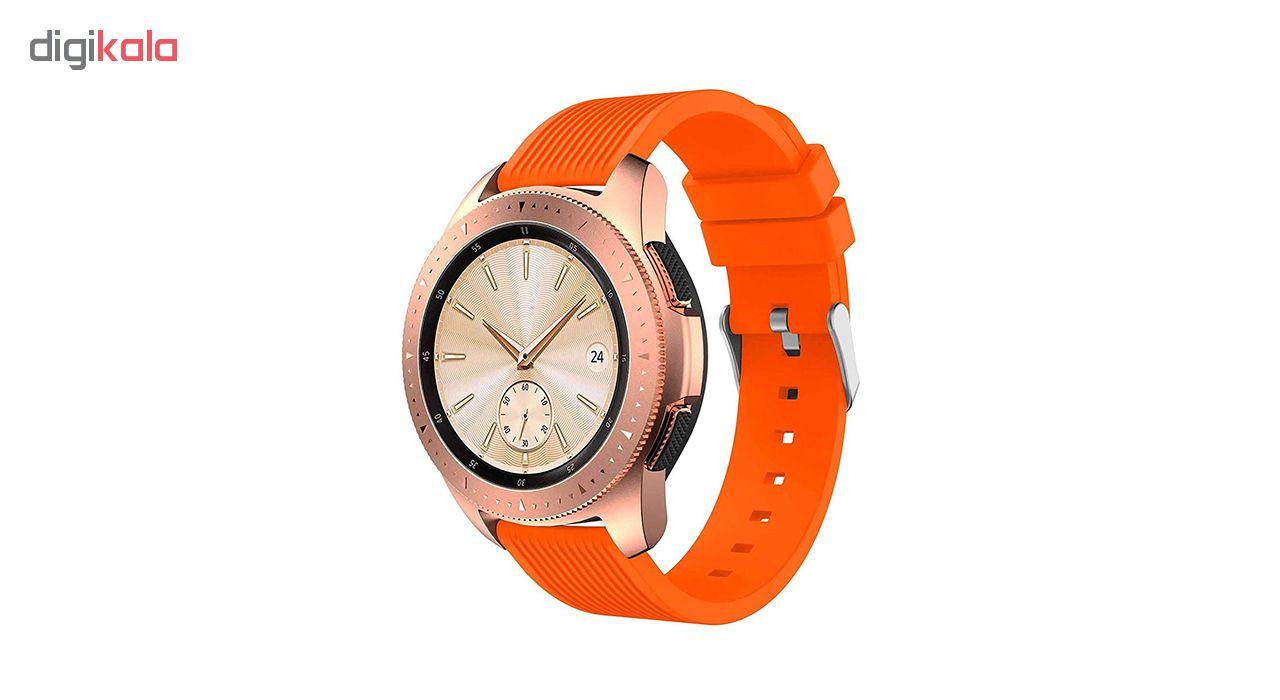 بند مدل Stripes مناسب برای ساعت هوشمند سامسونگ  Gear S2 Classic / Gear Sport / Galaxy Watch 42mm main 1 8