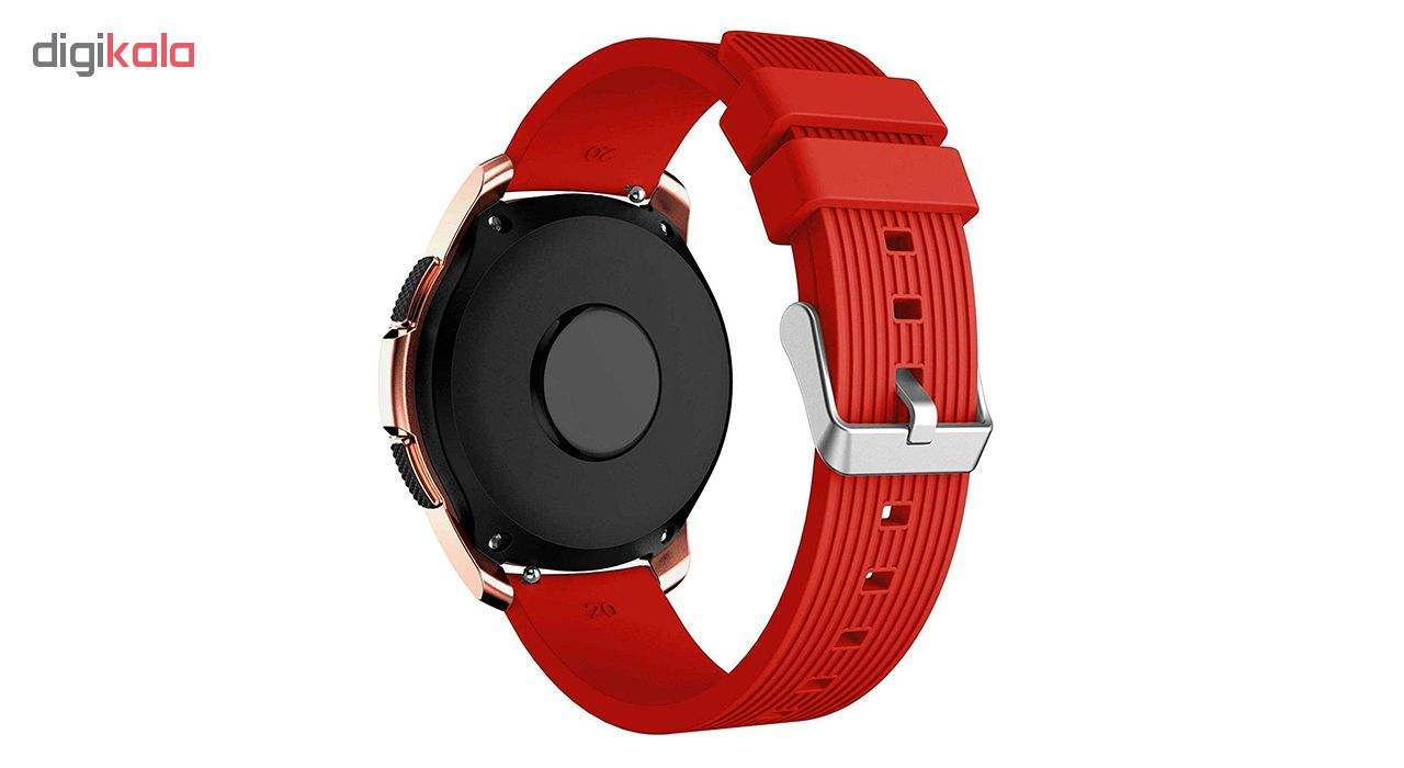بند مدل Stripes مناسب برای ساعت هوشمند سامسونگ  Gear S2 Classic / Gear Sport / Galaxy Watch 42mm main 1 14