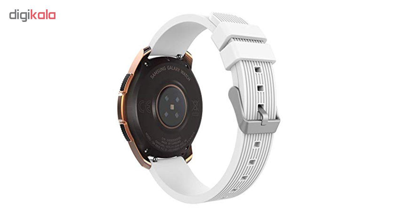 بند مدل Stripes مناسب برای ساعت هوشمند سامسونگ  Gear S2 Classic / Gear Sport / Galaxy Watch 42mm main 1 15
