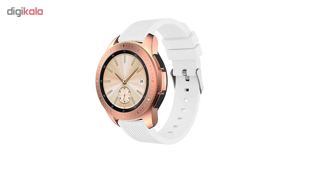 بند مدل Stripes مناسب برای ساعت هوشمند سامسونگ  Gear S2 Classic / Gear Sport / Galaxy Watch 42mm main 1 11