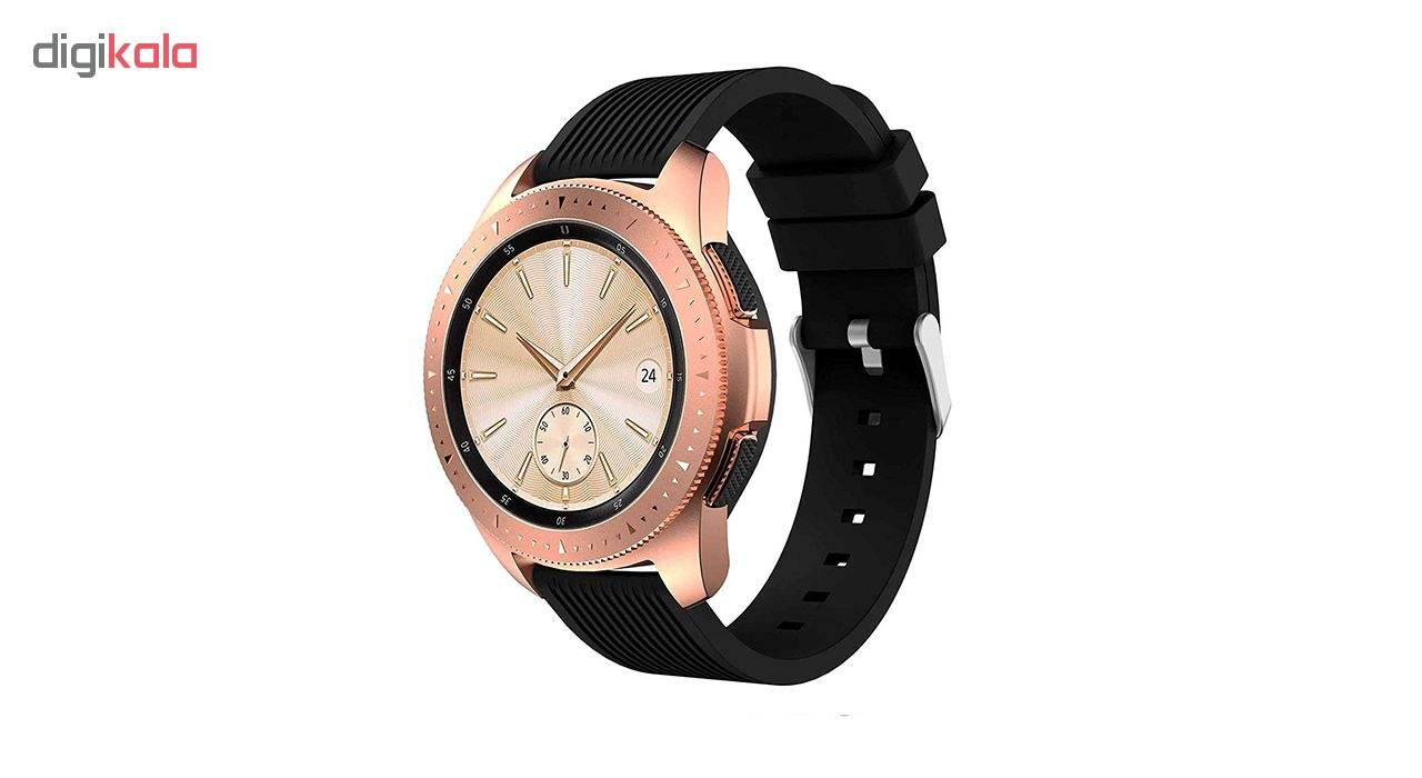 بند مدل Stripes مناسب برای ساعت هوشمند سامسونگ  Gear S2 Classic / Gear Sport / Galaxy Watch 42mm main 1 10