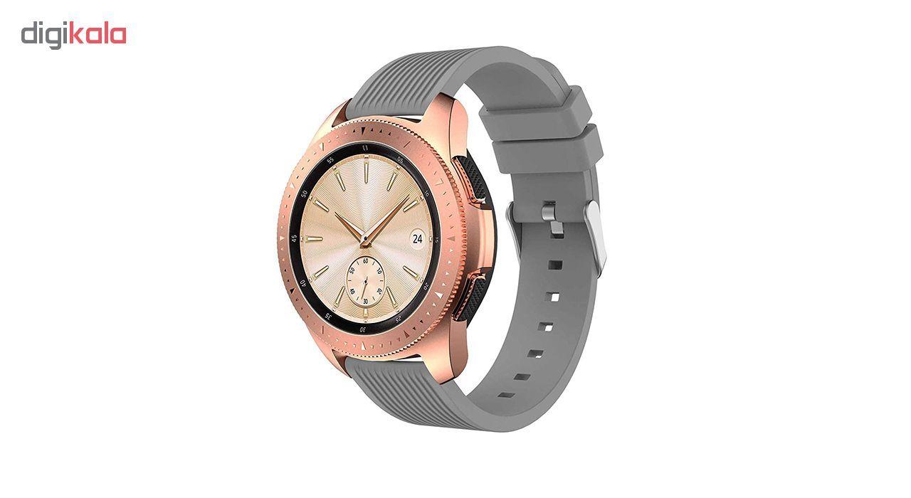 بند مدل Stripes مناسب برای ساعت هوشمند سامسونگ  Gear S2 Classic / Gear Sport / Galaxy Watch 42mm main 1 9