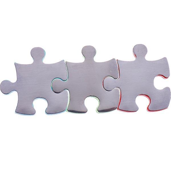 گیره آهنربایی ناگا مدل پازل - بسته 3 عددی