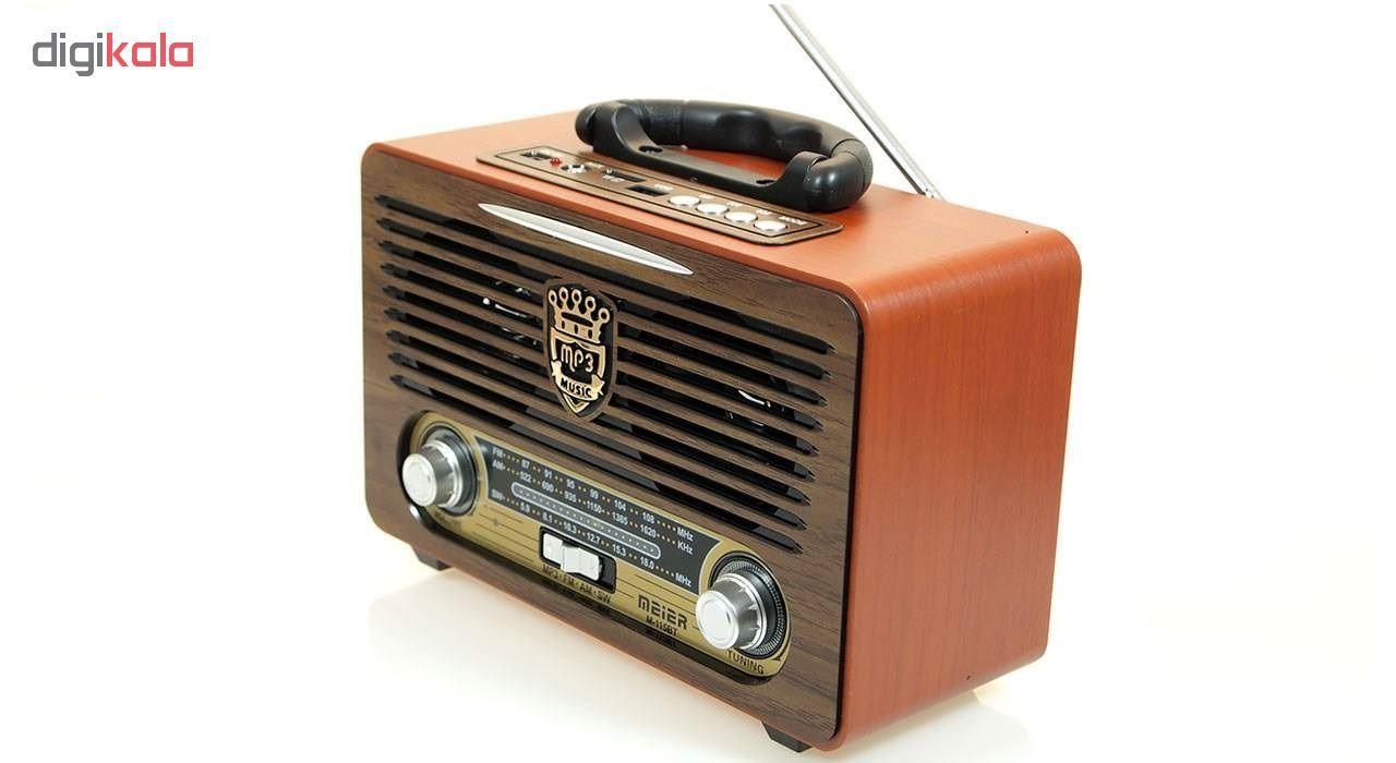 رادیو مییر مدل M-115BT main 1 3