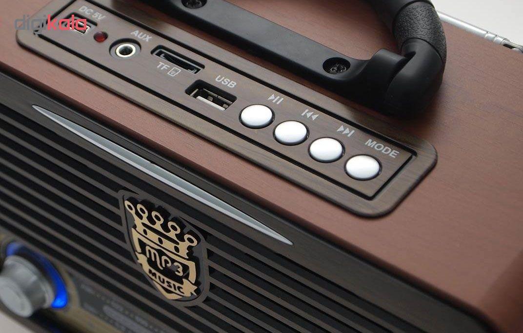 رادیو مییر مدل M-115BT main 1 6
