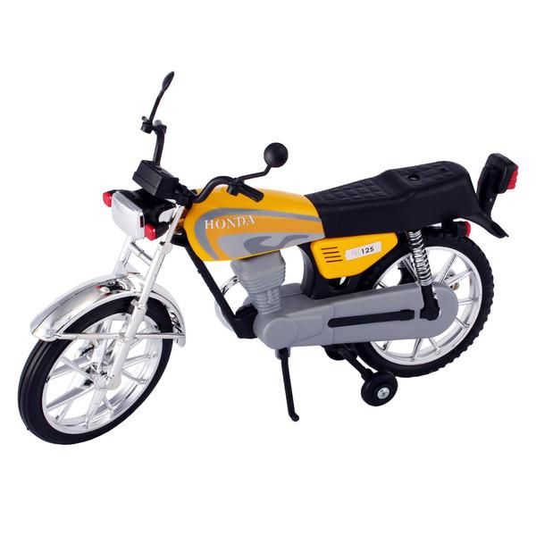 موتور بازی مدل HONDA CG 125