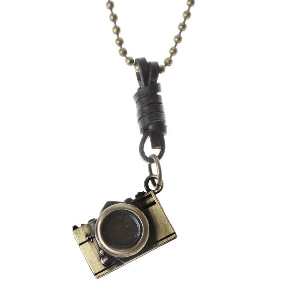 گردنبند مدل دوربین کد 859