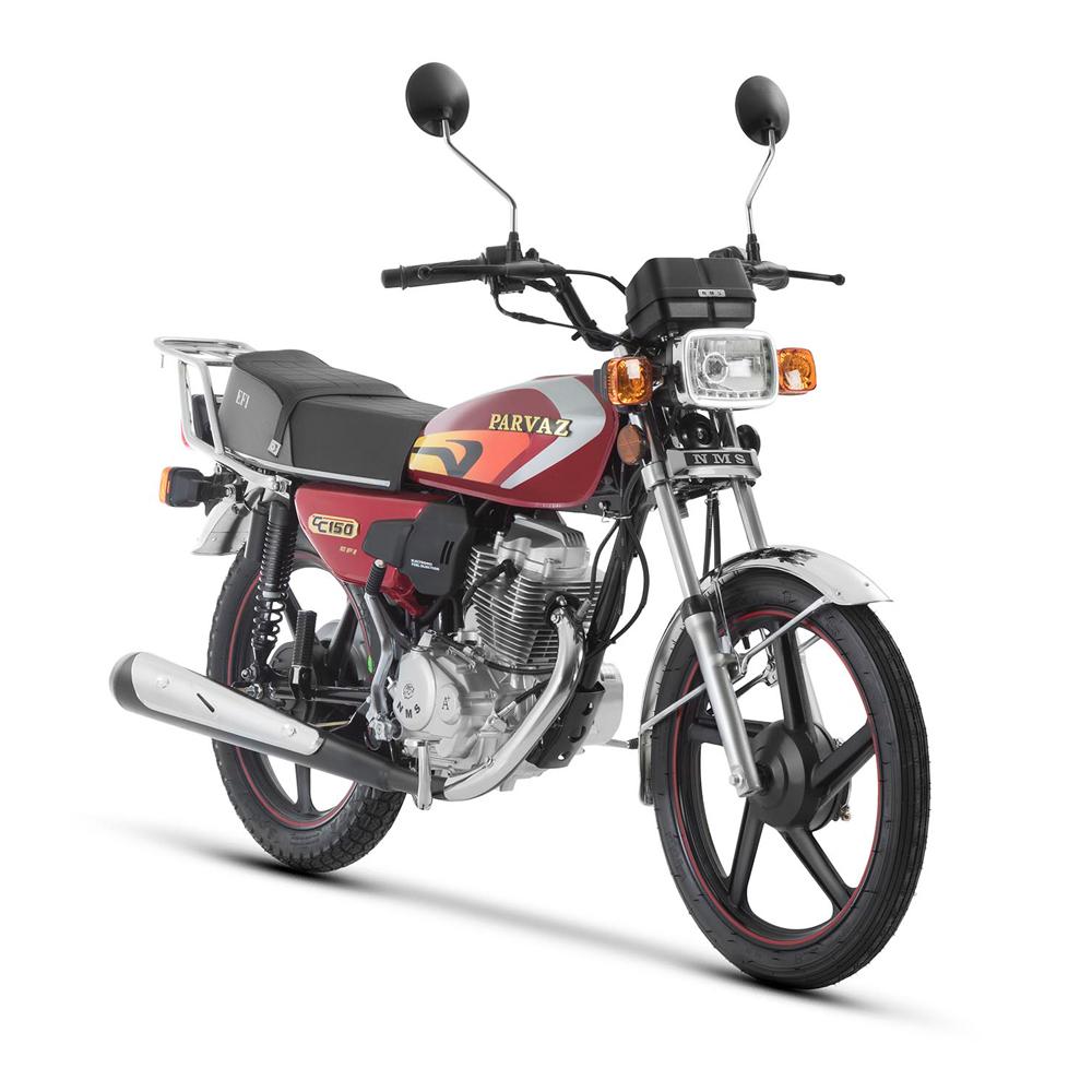 موتور سیکلت پرواز مدل 150