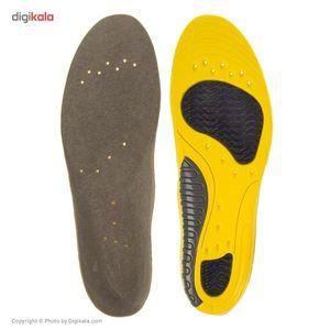کفی کفش مردانه فوت کر مدل PU Insole سایز 40-47  FootCare PU Insole For Men Size 40-47