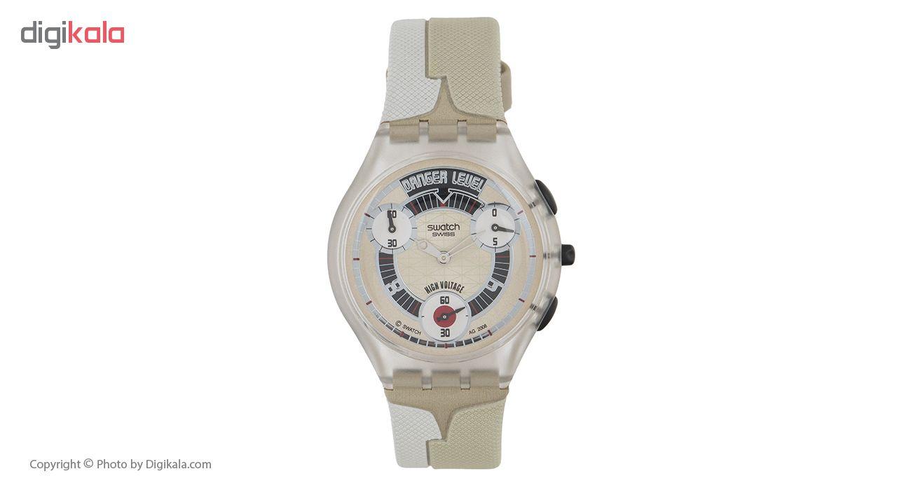 ساعت مچی عقربه ای سواچ مدل SUYK117