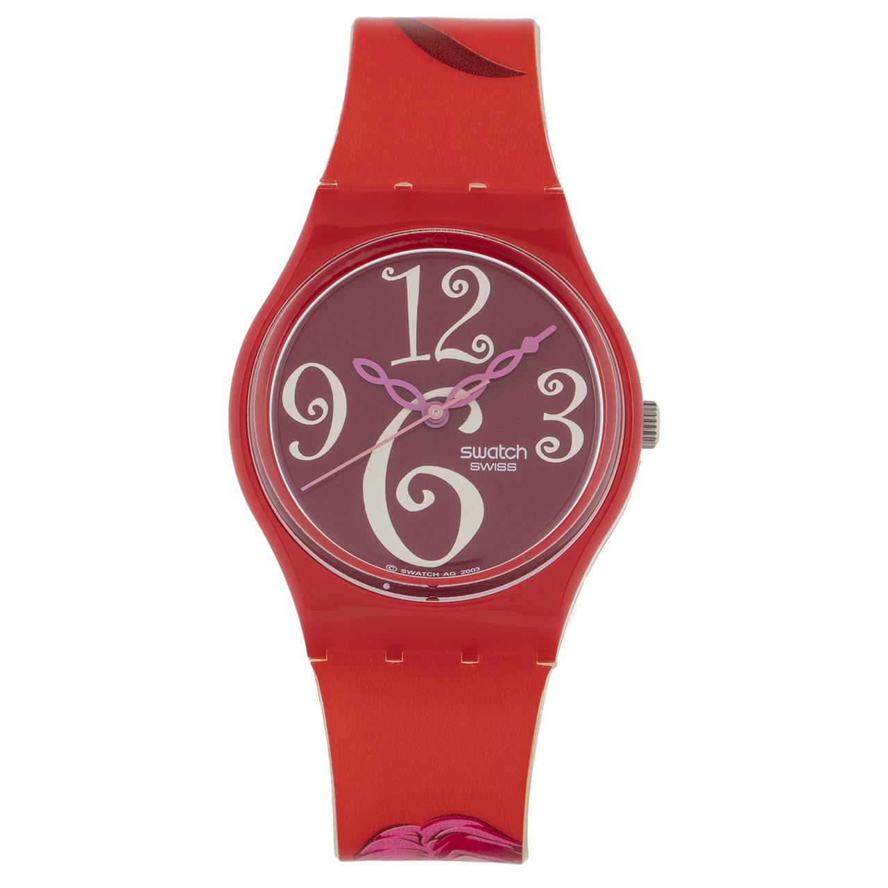ساعت مچی عقربه ای زنانه سواچ مدل GR148 27