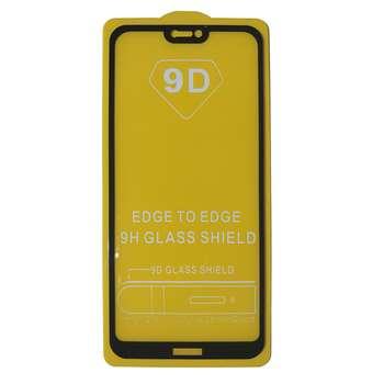 محافظ صفحه نمایش مدل 9D مناسب برای گوشی موبایل هوآوی نوا 3e / پی 20 لایت