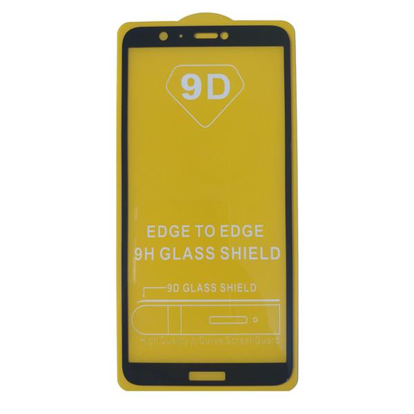 محافظ صفحه نمایش مدل 9D مناسب برای گوشی موبایل هوآوی P smart