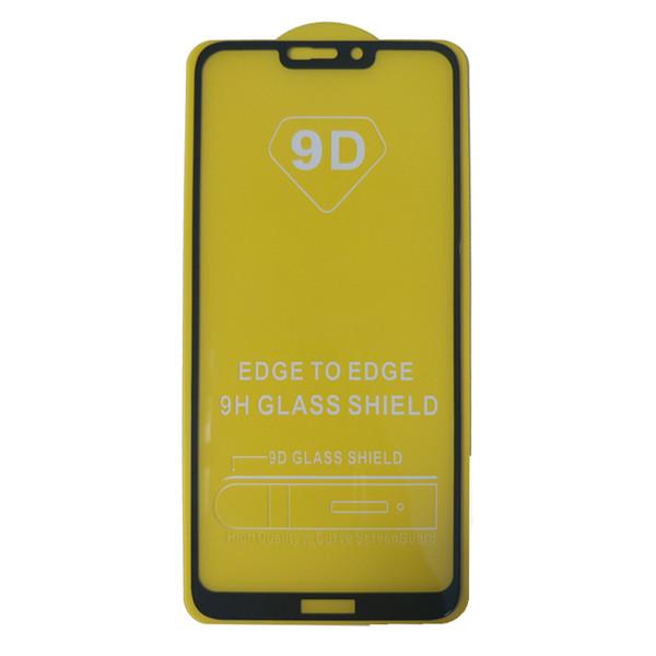 محافظ صفحه نمایش مدل 9D مناسب برای گوشی موبایل هوآوی هانر 8c