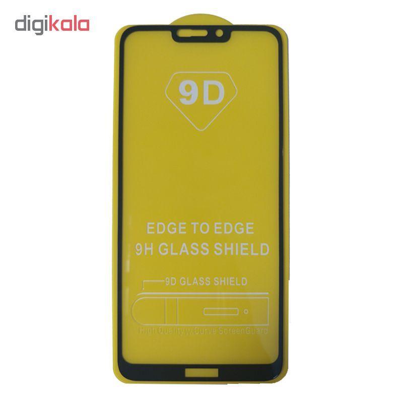 محافظ صفحه نمایش مدل 9D مناسب برای گوشی موبایل هوآوی هانر 8c main 1 1