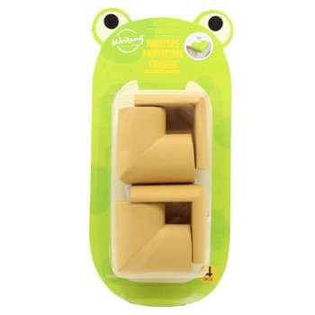 محافظ و ضربه گیر گوشه ویکنگ مدل 36003 Mustard بسته 4 عددی