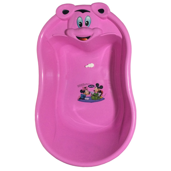 وان حمام کودک میکی صورتی مدل PK-H178