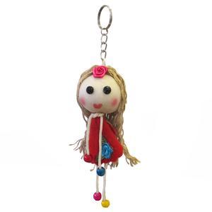 جاکلیدی طرح عروسک مدل girl2