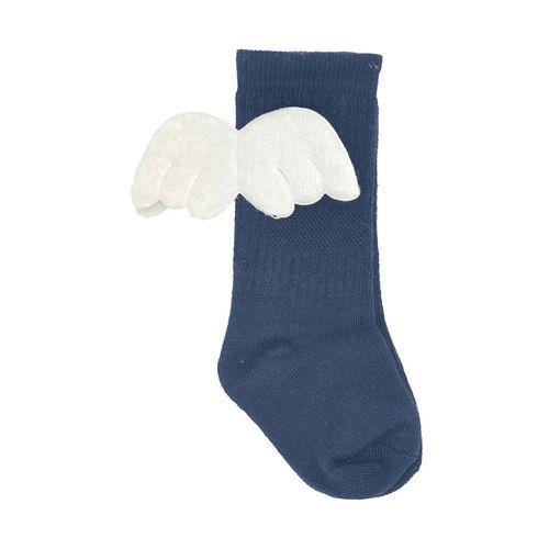 جوراب بچگانه کد 7 رنگ سرمه ای