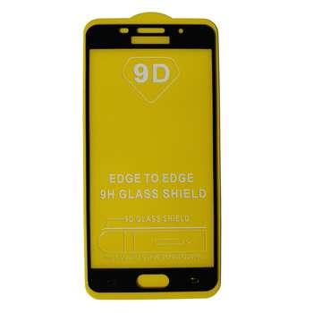 محافظ صفحه نمایش مدل 9D مناسب برای گوشی موبایل سامسونگ A5 2016 A510