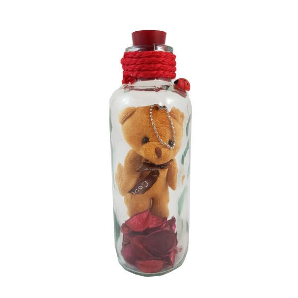 ست هدیه عروسک طرح  خرس مدل Galleria-Bear02