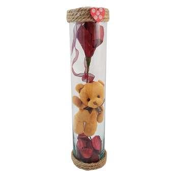 ست هدیه عروسک طرح  خرس مدل Galleria-Bear03