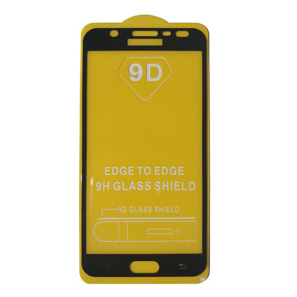 محافظ صفحه نمایش مدل 9D مناسب برای گوشی موبایل سامسونگ j7 پرایم