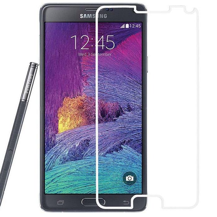 محافظ صفحه نمایش ریمکس مدل اینترنشنال مناسب برای گوشی موبایل سامسونگ گلکسی نوت 4