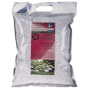 پرلیت دانه درشت گلباران سبز بسته 1 کیلوگرمی