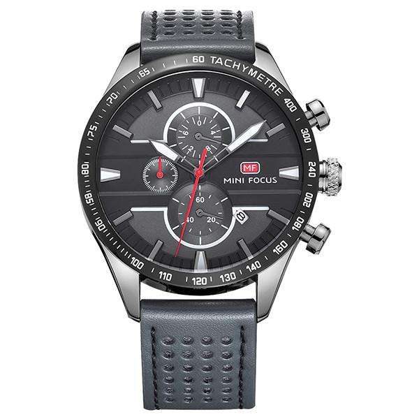 ساعت مچی عقربه ای مردانه مینی فوکوس مدل mf0002g.04