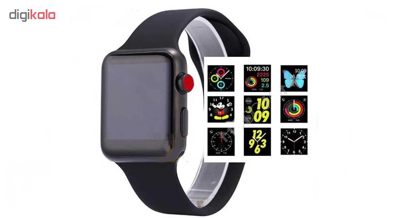 ساعت هوشمند مدل IWO -5