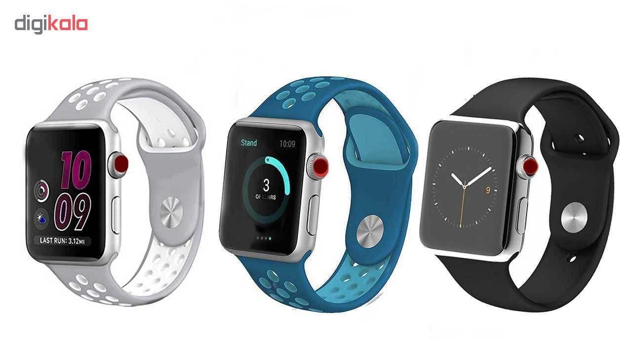 ساعت هوشمند مدل IWO -5 main 1 5